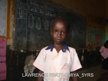 K3 LAWRENCE RWOT OMIYA 5YRS