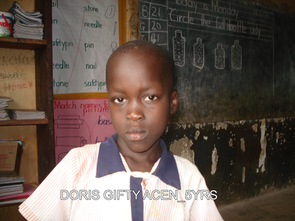 K3 DORIS GIFTY ACEN 5YRS