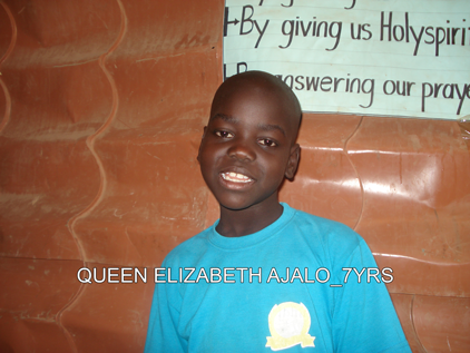 P2 QUEEN ELIZABETH AJALO 7YRS
